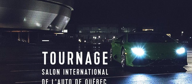 Quebec city's Auto Show TV advertising campaign