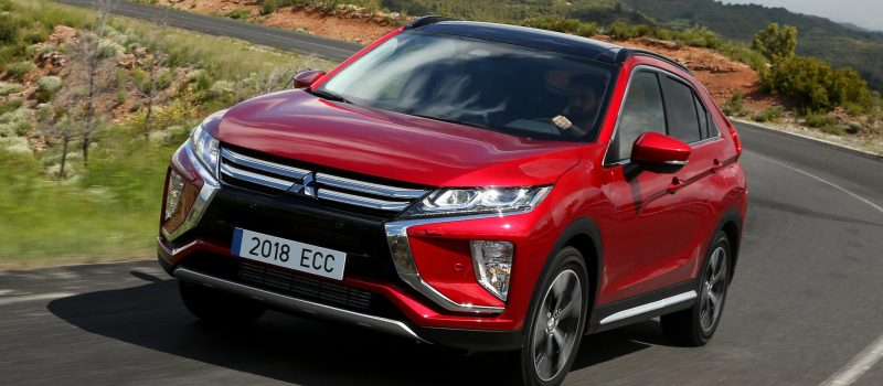 PRIMEUR : Mitsubishi Eclipse Cross 2018 au Salon International de l'auto de Québec