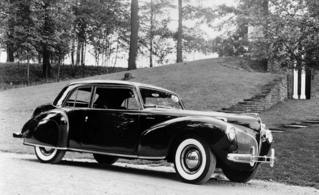 Nostalgie : Lincoln Continental