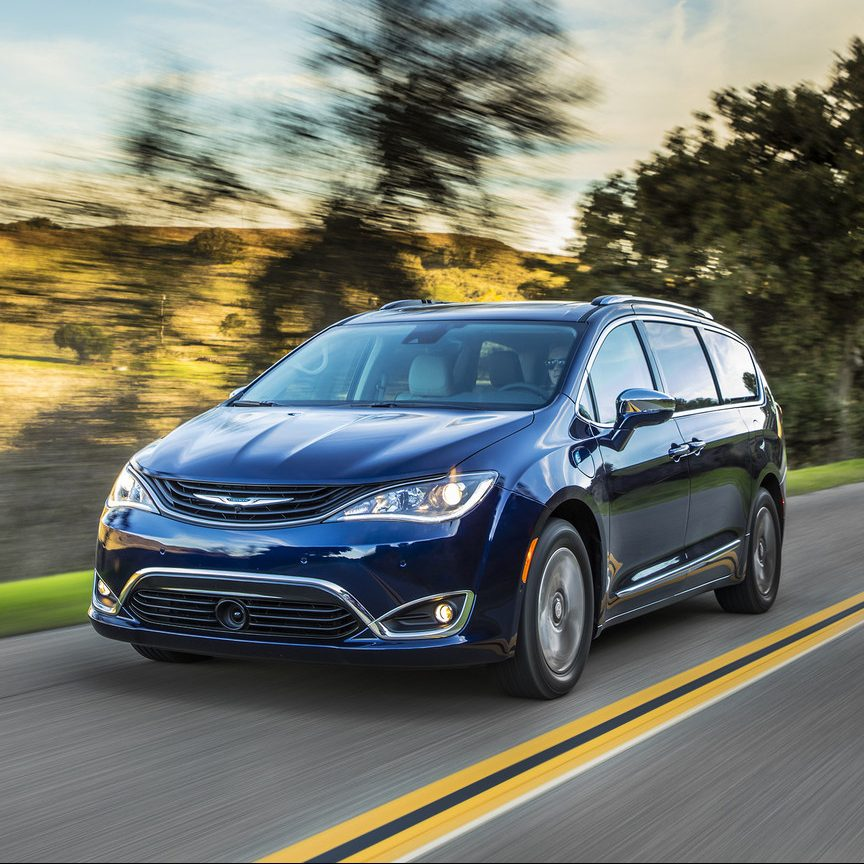 Chrysler Pacifica Hybrid Limited S Appearance