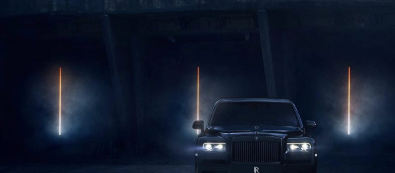 Rolls-Royce cars are back at the Quebec City International Auto Show
