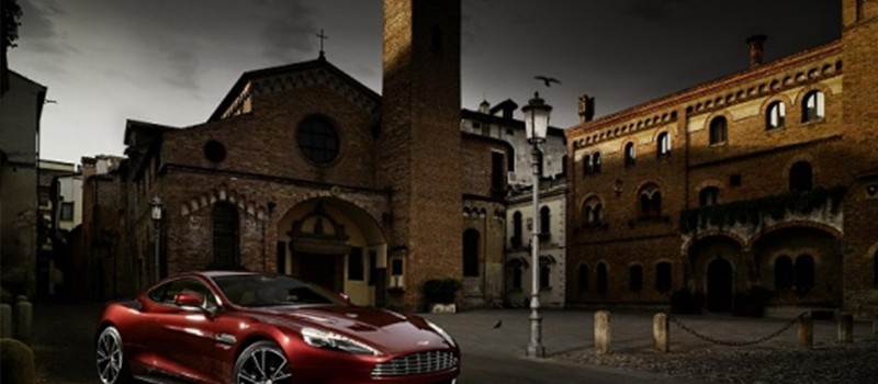For the first time Aston Martin and Bentley!