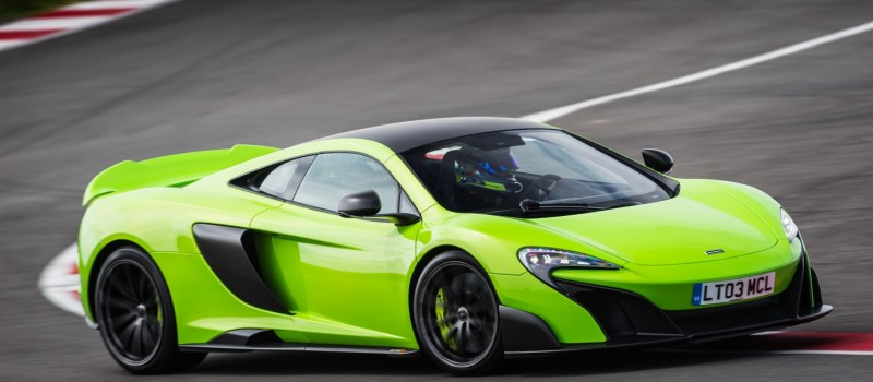 Quebec City's International Auto Show will welcome for the first time of its history McLaren